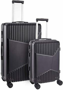 2/3 Piece Luggage Baggage Set Travel Suitcase ABS+PC Hardsid