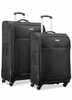 """Samsonite 2 Piece Expandable Spinner Luggage Set 25"""" And 2"""