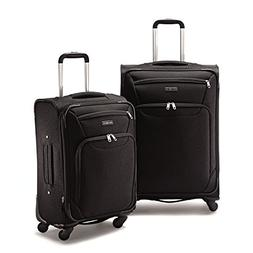 Samsonite 2 Piece Spinner Set Black