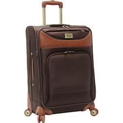 Caribbean Joe 28 Inch 8 Wheel Spinner, Chocolate Brown, One