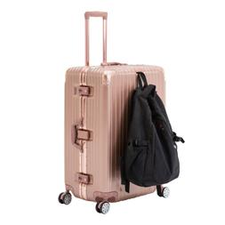 KUPPET 24'' Travel Luggage Set Bag Trolley Case Suitcase w/4