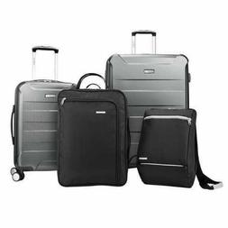 "Samsonite 28"" & 21"" Perfect Packer Hardside 4 pieces Travel"