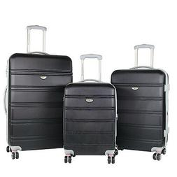 American Green Travel 3-PC Hardside Spinner Luggage Set with