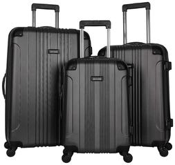 3-Piece Luggage Set  4-Wheel Hardside Kenneth Cole Reaction