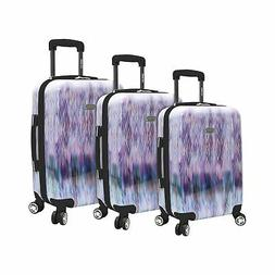 Steve Madden 3 Piece Luggage With Spinner Wheels