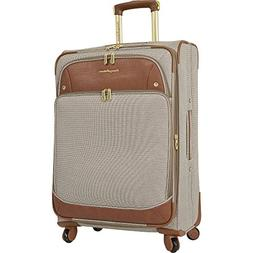 """Tommy Bahama 30"""" Expandable Spinner Luggage, Brown"""