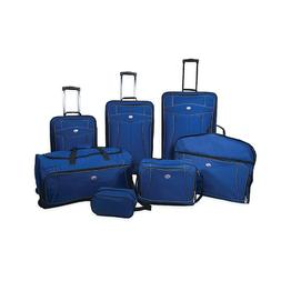 American Tourister 7 Piece Luggage Set  3284M