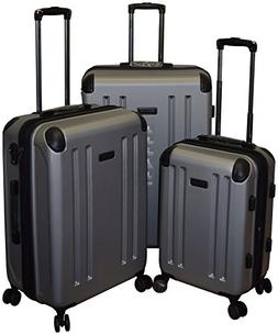 Kenneth Cole Reaction 8 Wheelin Collection Lightweight 3-PC