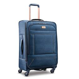 American Tourister Belle Voyage Spinner 25, Blue Denim