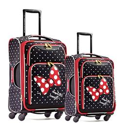 American Tourister Disney Minnie Mouse 2 Piece Set 21 & 28 S