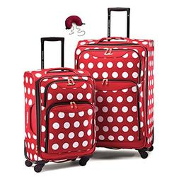 American Tourister Disney Softside Spinner 2 piece Luggage s