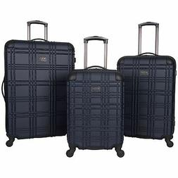 "BEN SHERMAN Abs 4-Wheel 3-Piece Nested Set Luggage: 20"" Carr"