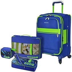 Alamosa 4-Piece Carry-On Luggage Set