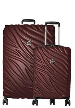 Delsey Paris Alexis 2-PC Set | Carry-On & 29-Inch Expandable