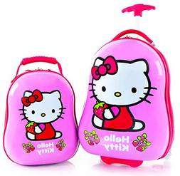 "Heys America Hello Kitty Kids 2 Pc Luggage Set -18"" Carry On"