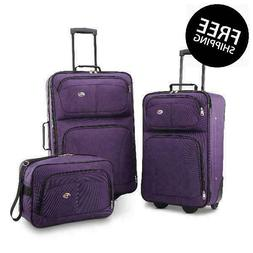 American Tourister Brewster 3 Piece Softside Luggage Set