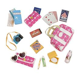 Our Generation Bon Voyage Travel Set for 18in Dolls - Ships