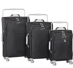 Brand New IT Luggage World's Lightest 8 Wheel 3 Piece Set