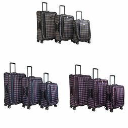 Ben Sherman Brighton Collection 3-Piece Luggage Set