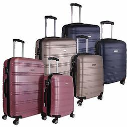 World Traveler Bristol II Hardside 2-Piece Spinner Luggage S
