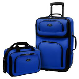 Carry On Luggage With Wheels 2 Piece Sets Travel Suitcase To
