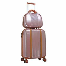 classique lightweight spinner 2 piece luggage set