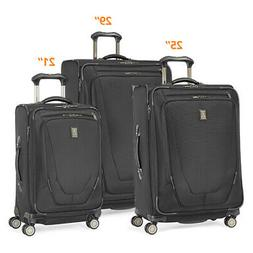 Crew11- 3 piece set - 21/25/29-Black Expandable Spinners- 4