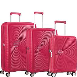 American Tourister Curio 3pc Hardside Spinner Luggage Set