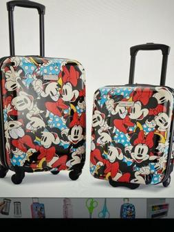 American Tourister Disney Hardside Carry-On 2- Piece Luggage