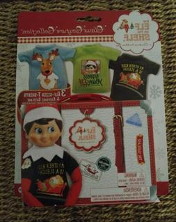 Elf on the Shelf Graphic Tee Multipack Express Yourself Nove