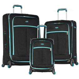 Evansville OF-1500 3 Piece Set, Expandable, 4 Wheel Spinner,