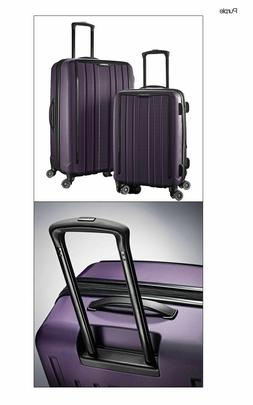 Samsonite  ExoFrame 2 Piece Luggage Set - Purple