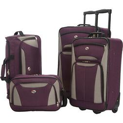 American Tourister Fieldbrook II 4-Piece Nested Luggage Lugg