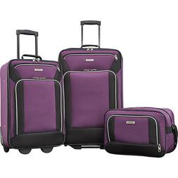 American Tourister Fieldbrook XLT 3 Piece Luggage Set