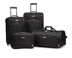 American Tourister Fieldbrook XLT 4 Piece Luggage Set  Many