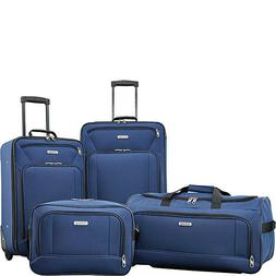 American Tourister Fieldbrook XLT 4 Piece Luggage Set Choose