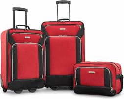 American Tourister Fieldbrook XLT Softside Luggage Lightweig