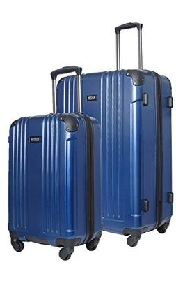 Kenneth Cole Reaction Fleet Glider 2-Piece Hardside 4-Wheel