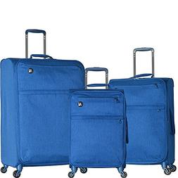 Olympia USA Florence 3 Piece Lightweight Spinner Luggage Set