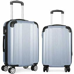 Fochier Luggage Sets 2 Piece Expandable Lightweight Spinner