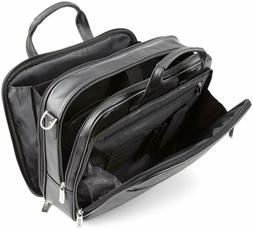 """Kenneth Cole Reaction Genuine Leather Dual Compartment 15.4"""""""