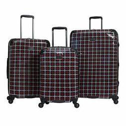 Ben Sherman Glasgow 3-Piece Lightweight Luggage Set