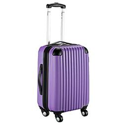 globalway expandable abs carry luggage