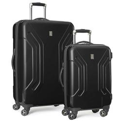 Travelpro Inflight Luggage Sets Lite Two Piece Hs , Black