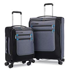 American Tourister iStack Travel System Softside 2-Piece Set