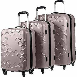 kamiliant harrana 3pc set luggage