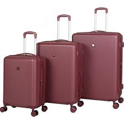 kova 3 piece expandable hardside spinner luggage