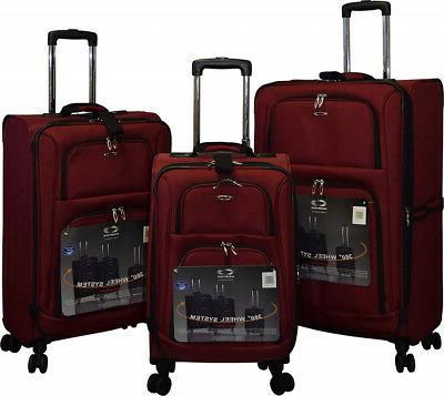 1000 plus series 3 pc expandable spinner