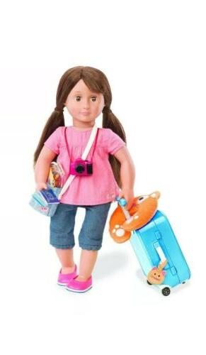 Our 18 Inch Doll Traveled Set