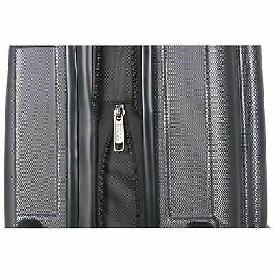Kenneth Reaction and 28' Luggage Set - Charcoal